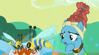 Meadowbrook observes the flash bees' pollination S7E20