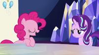 Pinkie Pie --it is definitely bad-- S6E25