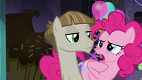 Pinkie Pie -she never told me that!- S8E3