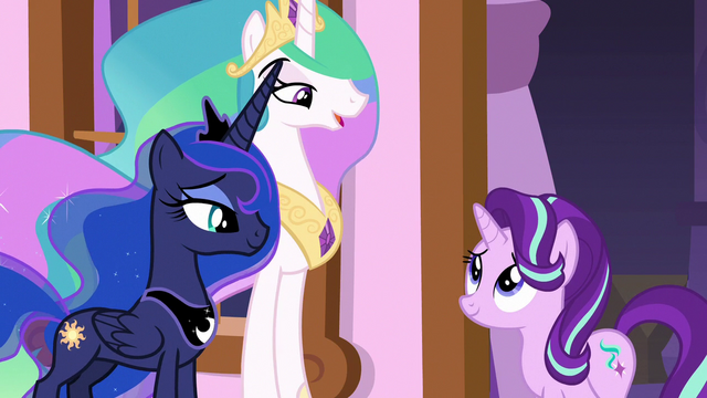 "File:Princess Celestia ""it was the right call"" S7E10.png"