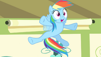 "Rainbow Dash ""most spectacular"" S4E05"