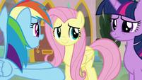 "Rainbow Dash ""you saved their flanks"" S9E24"