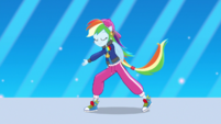 Rainbow Dash freeze-frame pose EGS1