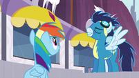 Rainbow hears Soarin S5E15