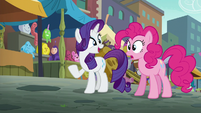"Rarity ""if you can catch up with him"" S6E3"