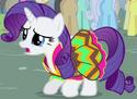 Rarity gaudy dress ID S3E5