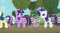 Rarity whatever S2E15