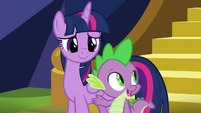 Spike -more than my friends- S8E24