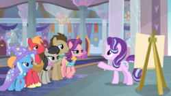 Starlight declares Stage 1 Substituting for the teachers S9E20