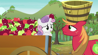 Sweetie Belle --But are you sure you feel content-- S6E4