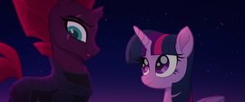 "Tempest Shadow ""I did tell you"" MLPTM"