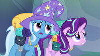 Trixie --don't think we'd be able to find our way-- S6E25