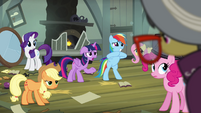 """Twilight """"we didn't do this!"""" S4E04"""