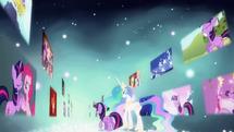 Twilight Celestia Universal S03E13
