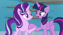 "Twilight Sparkle ""Neighsay was right"" S8E2"