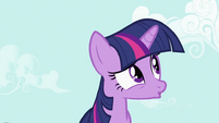 "Twilight Sparkle ""Who needs the help"" S2E03"