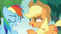 "Applejack ""only as right as you are!"" S8E9"