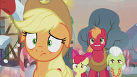 Applejack more worried than ever S5E20