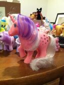 Lauren Faust G1 Twilight toy