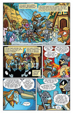 Legends of Magic issue 2 page 3