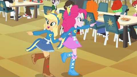 MLP Equestria Girls - Equestria Girls - Dub PL 1080p