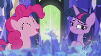 "Pinkie ""you are the Princess of Friendship"" S5E8"