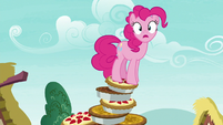 "Pinkie Pie ""the whole thing became unstable"" S7E23"