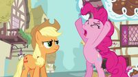 Pinkie Pie 'and she forgot them!' S3E07