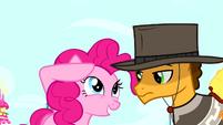 Pinkie Pie -I have a Pinkie Sense- S4E12