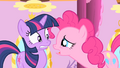 Pinkie Pie scolds Twilight S1E20.png