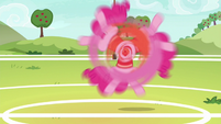 Pinkie Pie spinning uncontrollably S6E18