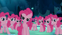 Pinkies in a cave S3E3