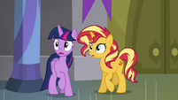 Princess Twilight completely stunned EGFF