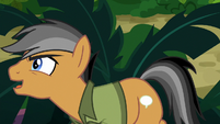 """Quibble Pants """"give that to Caballeron"""" S6E13"""