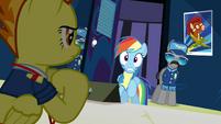 Rainbow 'I mean...' S3E7