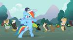 "Rainbow Dash ""Guts!"" S2E07"