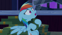 "Rainbow Dash ""you don't want these!"" S6E15"