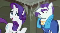 Rarity --It's just-- S6E9