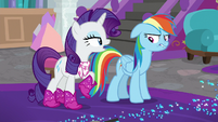 Rarity -mine are magenta- S8E17