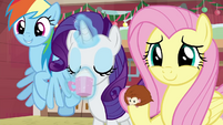 Rarity sipping hot cocoa BGES3