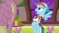 "Snowdash ""complaining at how awful Hearth's Warming Eve is"" S06E08.png"
