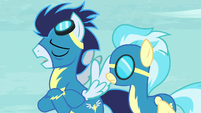 Soarin -Somepony who wanted her out of the show- S5E15