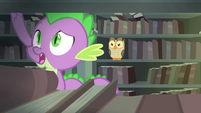 "Spike ""in time for the fair?"" S4E23"