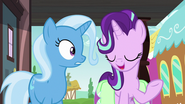 """File:Starlight """"they're gonna bond, share laughs"""" S7E2.png"""