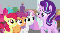 "Starlight ""we could use some friendship tutors"" S8E12"