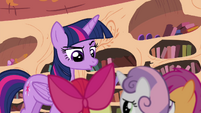 Twilight -is this true- S4E15