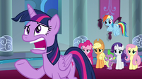 "Twilight Sparkle ""months if not years?!"" S9E1"