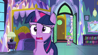 "Twilight Sparkle ""no time for rest"" MLPBGE"