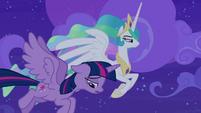 Twilight Sparkle -since I was a filly- S8E7