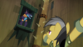 Ahuizotl laughing at Daring Do S4E04.png